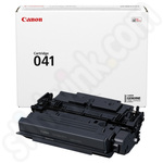Canon 041 Black Toner Cartridge