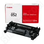 Canon 052 Black Toner Cartridge