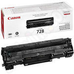 Canon 728 Black Toner Cartridge