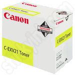 Canon C-EXV21 Yellow Toner Cartridge