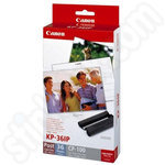 Canon KP-36IP 6x4 Cartridge and Photo Paper Pack - 36 pages