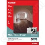 Canon A3 Matte 170gsm Photo Paper
