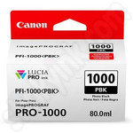 Canon PFI-1000PBK Photo Black Ink Cartridge