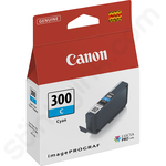 Canon PFI-300 Cyan Ink
