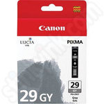 Canon PGi-29 Grey Ink Cartridge