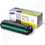 High Capacity Samsung CLT-Y506L Yellow Toner Cartridge