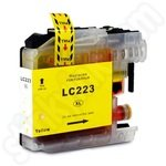 Compatible Brother LC223 Yellow Ink Cartridge