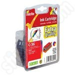 Compatible Canon CLi-36 Tri-Colour ink cartridge