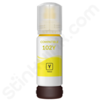 Compatible Epson 102 Yellow Ink Bottle