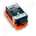 Compatible Epson 266 Black Ink Cartridge