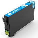 High Capacity Compatible Epson 405XL Cyan Ink Cartridge