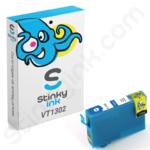 Compatible Epson T1302 Cyan Ink Cartridge