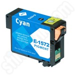 Compatible Epson T1572 Cyan Ink Cartridge