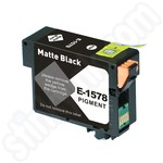 Compatible Epson T1578 Matte Black Ink Cartridge