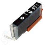 Compatible Extra High Capacity Canon CLi-581XXL Black Ink Cartridge