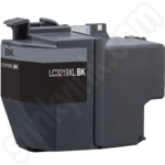 Compatible High Capacity Brother LC3219XLBK Black Ink Cartridge