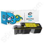 Compatible High Capacity Dell 593-11019 Yellow Toner Cartridge