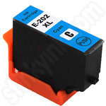 Compatible High Capacity Epson 202XL Cyan Ink Cartridge