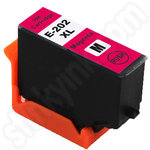Compatible High Capacity Epson 202XL Magenta Ink Cartridge