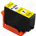 Compatible High Capacity Epson 202XL Yellow Ink Cartridge