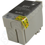 Compatible High Capacity Epson 27XL Black Ink Cartridge