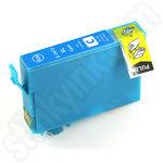 Compatible High Capacity Epson 34XL Cyan Ink Cartridge