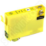 Compatible High Capacity Epson 34XL Yellow Ink Cartridge