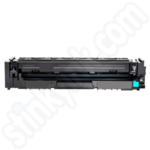 Compatible High Capacity HP 203X Cyan Toner Cartridge