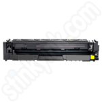 Compatible High Capacity HP 203X Yellow Toner Cartridge