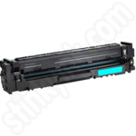 Compatible HP 205A Cyan Toner Cartridge