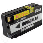 Refilled HP 950XL Black Ink Cartridge