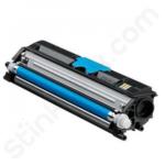 Compatible Konica 1710589-007 Cyan Toner cartridge