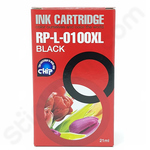 Compatible Lexmark 100 Black Ink Cartridge