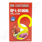 Compatible Lexmark 100 Yellow Ink Cartridge