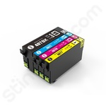 Compatible Multipack of Epson 407 Ink Cartridges