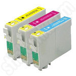 Compatible Multipack of Epson T1006 Colour Inks