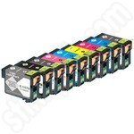 Compatible Multipack of Epson T1571-9 Ink Cartidges