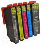 Compatible Multipack of Extra High Capacity Epson 26XL Ink plus a Photo Black Cartridge