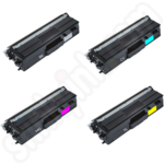 Compatible Multipack of High Capacity Brother TN423 Toner Cartridges