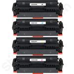Compatible Multipack of High Capacity HP 415X Toner Cartridges