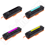 Compatible Multipack of HP 203A Toner Cartridges