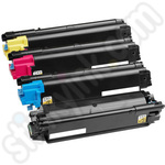 Compatible Multipack of Kyocera TK5280 Toner Cartridges