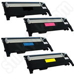 Compatible Multipack of Samsung CLT-406S Toner Cartridges
