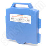 Compatible Pitney Bowes 766-E Blue Ink Cartridge