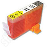 Compatible Yellow BCi 3  6 Ink Cartridge