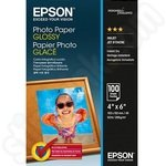 Epson 10x15 Glossy Photo Paper