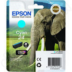 Epson 24 Cyan Ink Cartridge