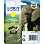 Epson 24 Yellow Ink Cartridge