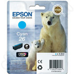 Epson 26 Cyan Ink Cartridge