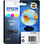 Epson 267 Colour Ink Cartridge